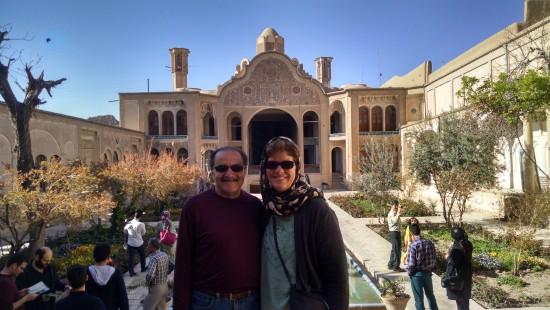 Kashan, Iran - March 2015