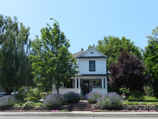 We owned/operated Abigail's B&B in Ashland, OR for 4 years.