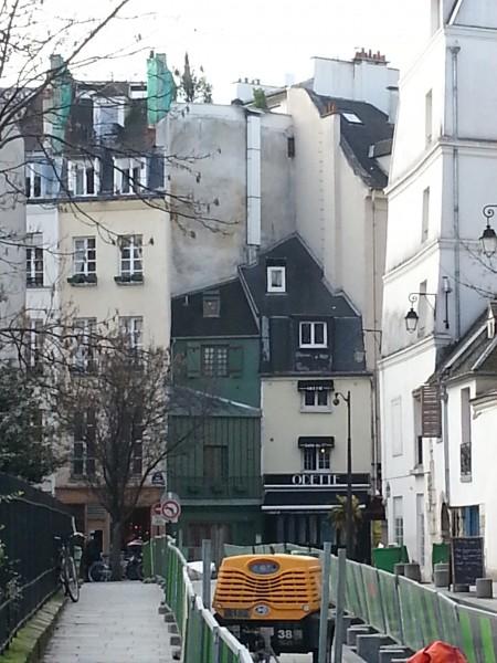 Corner houses