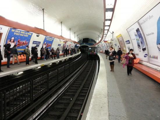 The Metro!