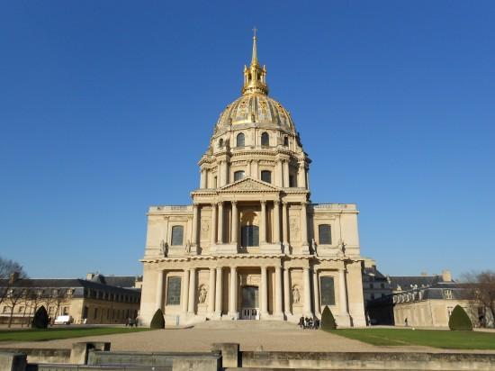 The tomb of Napoleon