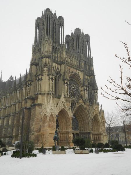 Notre Dame - de Reims