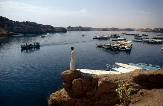 Cruising the Nile - Photo credit: Antonio Ribeiro, Gamma-Rapho/Getty Images