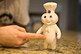 doughboy pillsbury dough patti comment road open