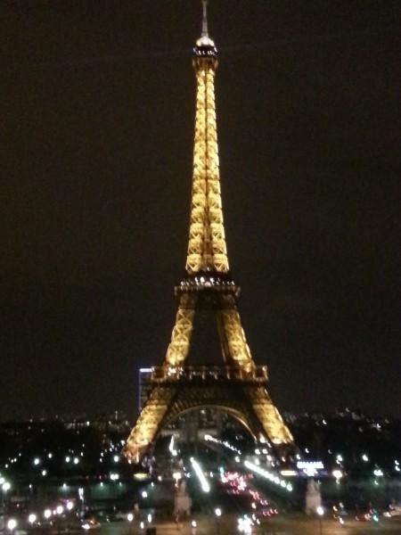The Eiffel Tower - Photo Credit:  www.oneroadatatime.com
