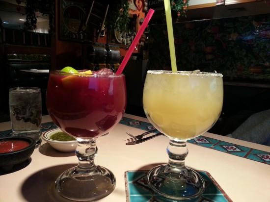 Sangria & Margarita - Cheers!