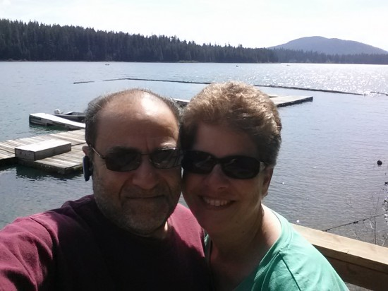 Abi & Patti - Fish Lake, OR