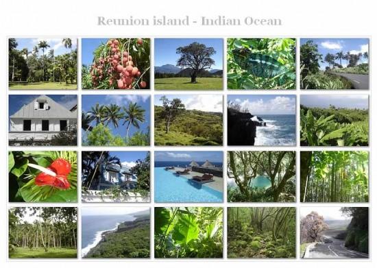 Reunion Island - Indian Ocean - Photo credit: TheCasualHistorian.wordpress.com