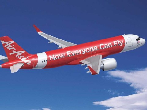 Air Asia - Now Everyone Can Fly.  Photo credit:  www.businessinsider.com