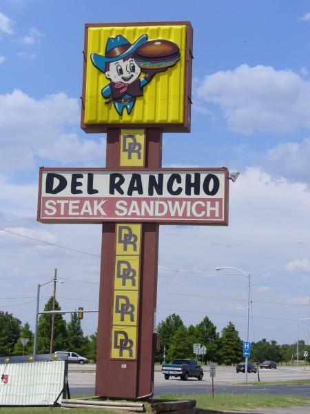 The Del Rancho!