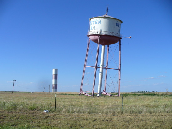 The leaning tower of Texas?