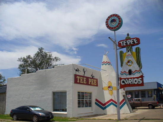 TePee Curios - I'm fairly certain it is no longer politically correct, but ya gotta love it just the same
