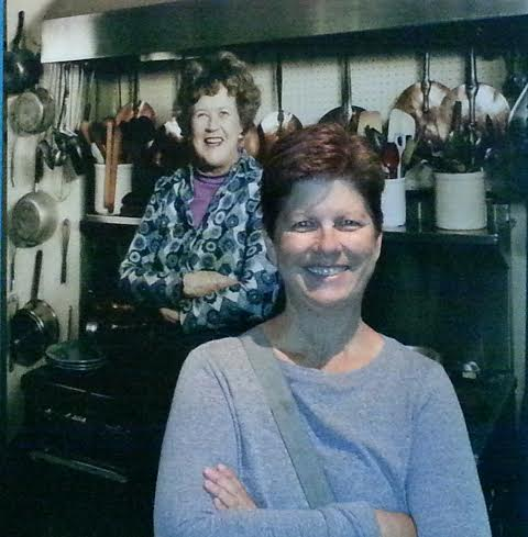 #26. I am mildly obsessed with Julia Child.