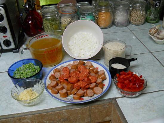 paella dinner 018