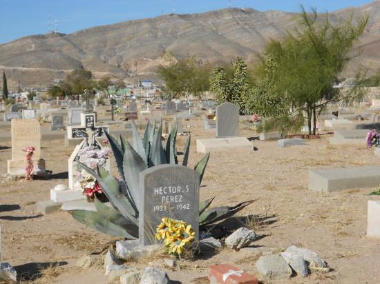 Concordia Cemetery - El Paso, TX