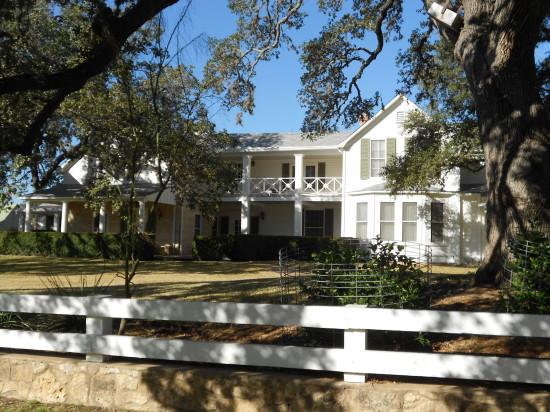The Texas White House