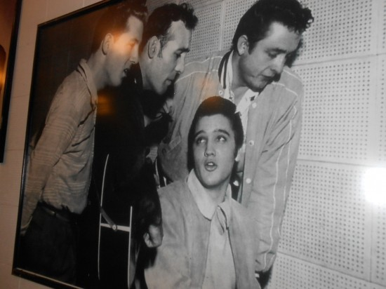 Jerry, Carl, Elvis & Johnny - The Million Dollar Quartet