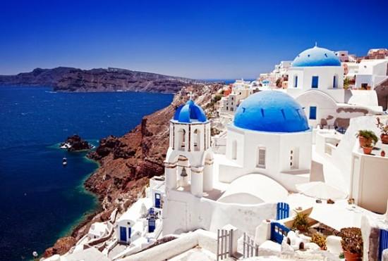 Greek homes