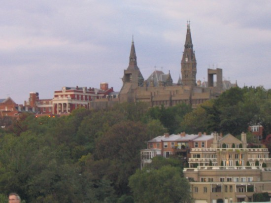 Georgetown University - The Hilltop