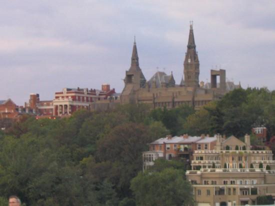 Georgetown University - The Hilltop