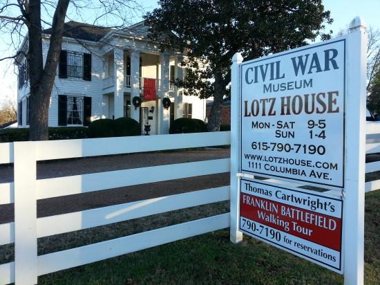The Lotz House