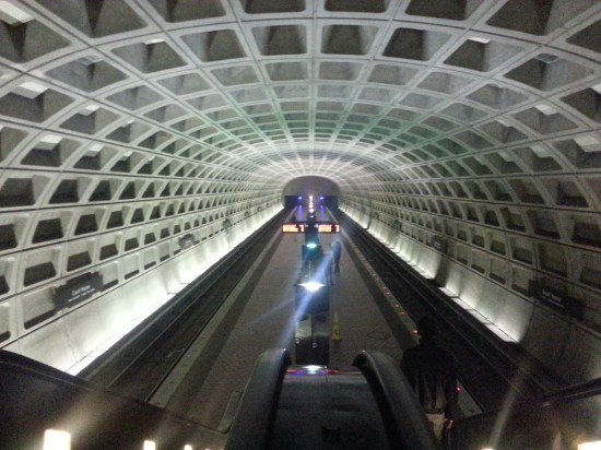 Metro Station - Washington, D.C.