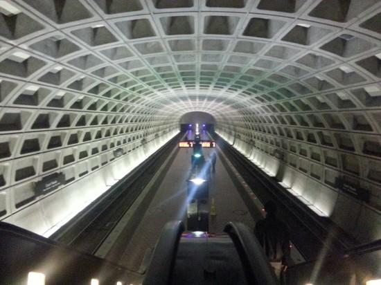 Metro Station - Washington, D.C.