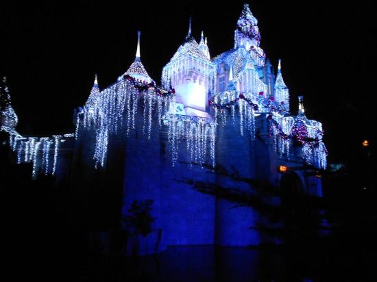 Sleeping Beauty's Castle - Disneyland - Anaheim, CA