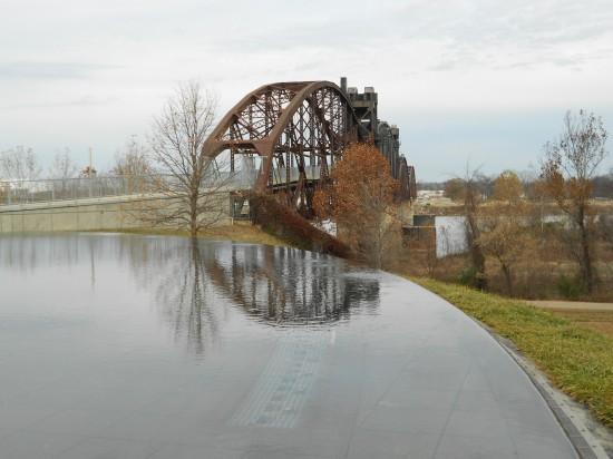 Reflection - Little Rock, AR