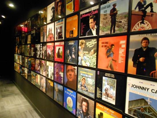 One man's career - The Johnny Cash Museum - Nashville, TN