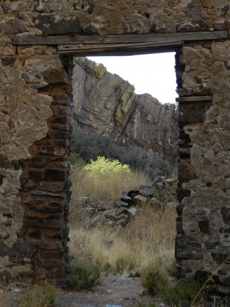 Ruins at Dripping Springs National Recreation Trail - Las Cruces, NM
