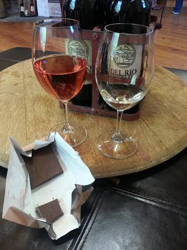 Wine tasting for two at Del Rio Vineyard & Winery