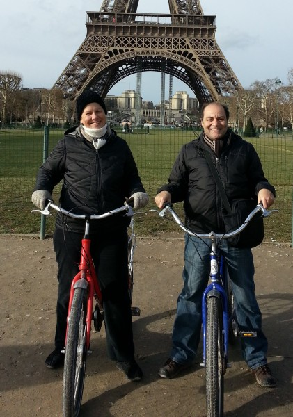 Fat Tire Bicycle Tour - Paris