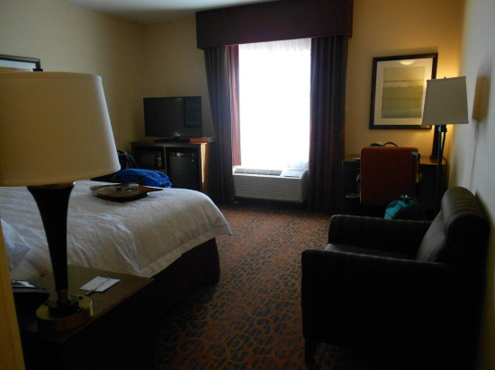 The Hampton Inn - Omaha, NE