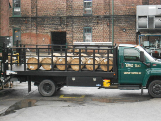 Barrel delivery