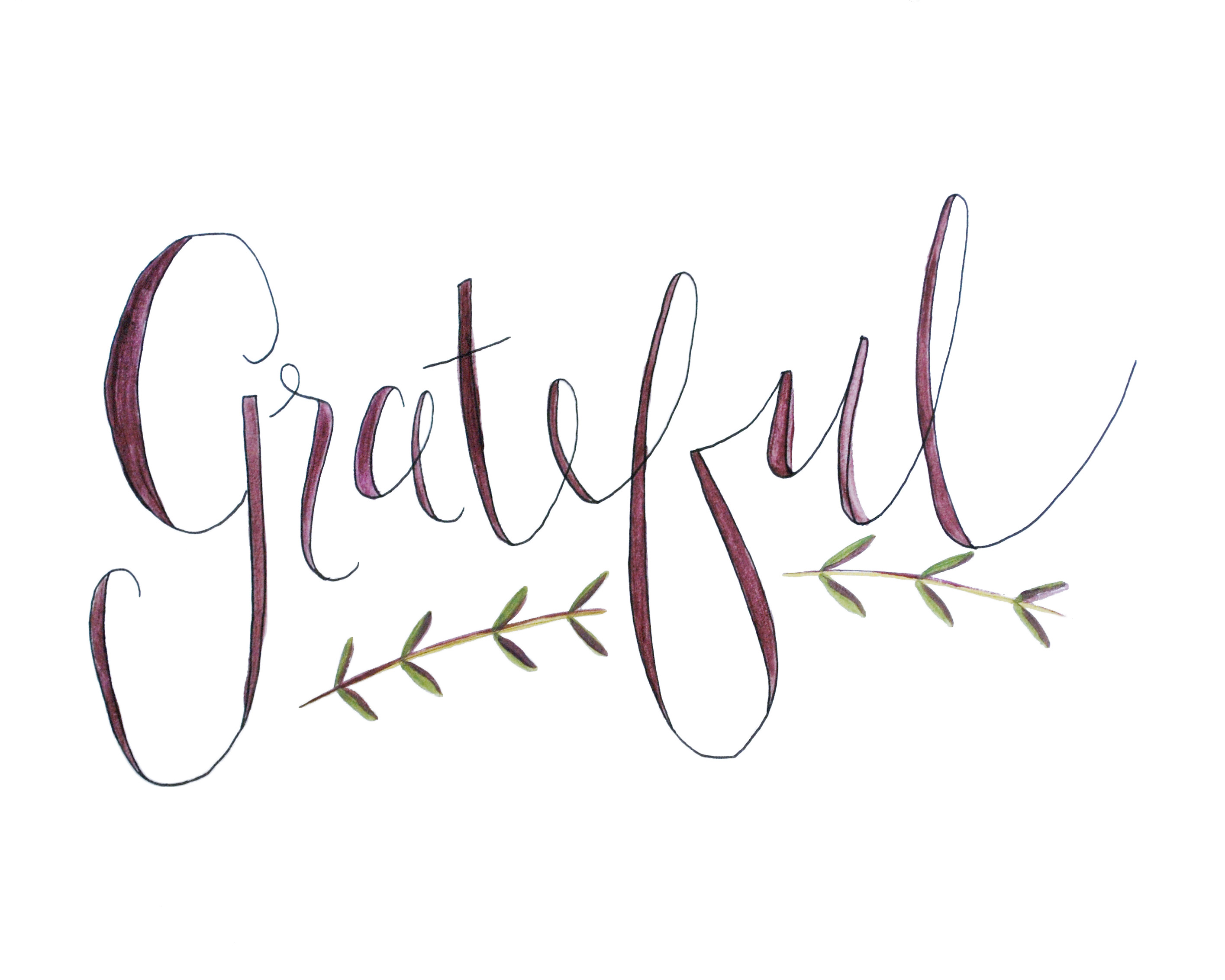 Grateful Vs Thankful One Road At A Time
