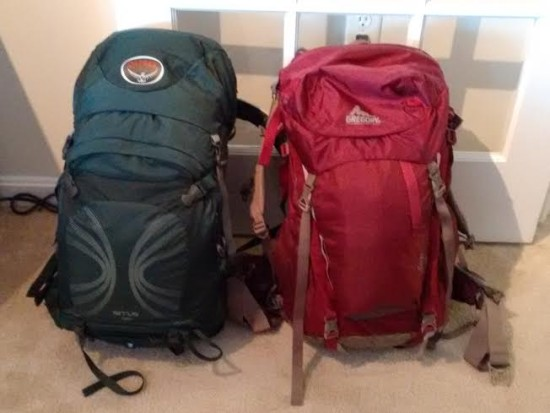 This is it.  Two people, two backpacks, 13 weeks, 5 countries.
