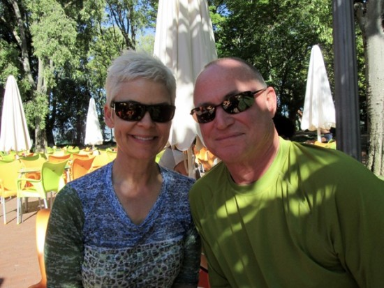 Roxanne & Darrell. After living as expats in Mexico for 6 years, they are back in the US redefining retirement.