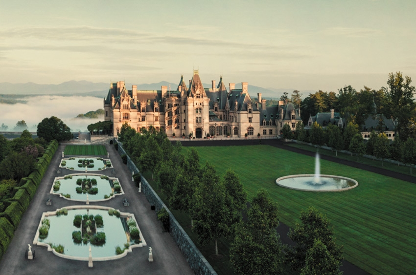 Photo credit:  Biltmore House