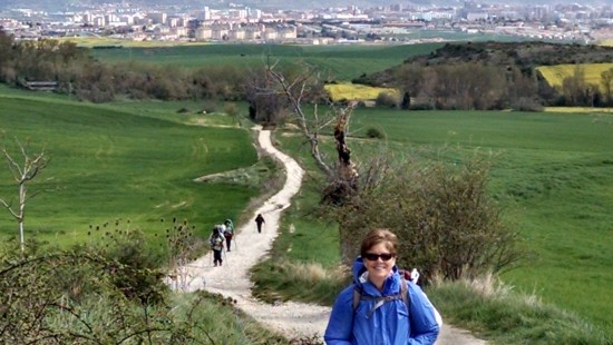 Walking the Camino while still wearing 59 years.