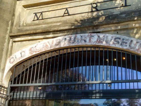 This was our 2nd visit to the Old Slave Mart - a powerful experience no one should miss.