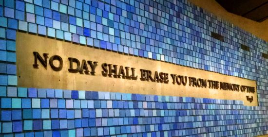 No day shall erase you from the memory of time.
