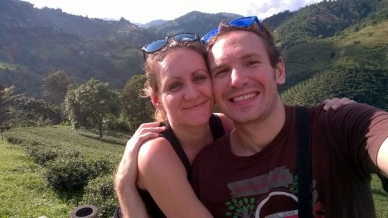 Amy & Andrew - Our Big Fat Travel Adventure