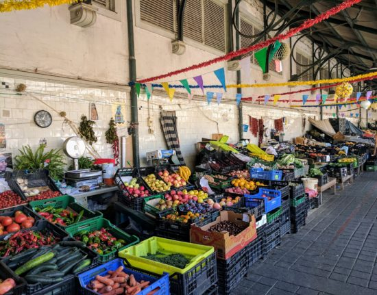 Balhao market