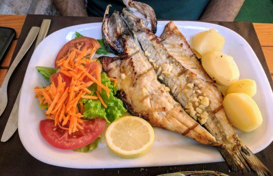 Ferro Restaurante Aveiro Portugal