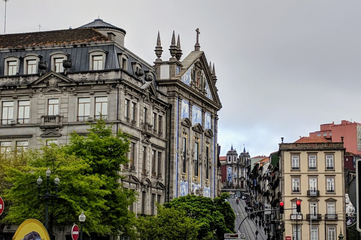 Ours Wont Be As Fierce This Time But >> Our Week In Porto Tomorrow We Walk One Road At A Time