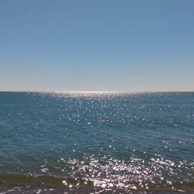 Horizon at Long point wildlife refuge. #visitmarthasvineyard #horizon #ocean #postcardsfromtheworld #picture #travelphotography #travelblogger #naturephotography
