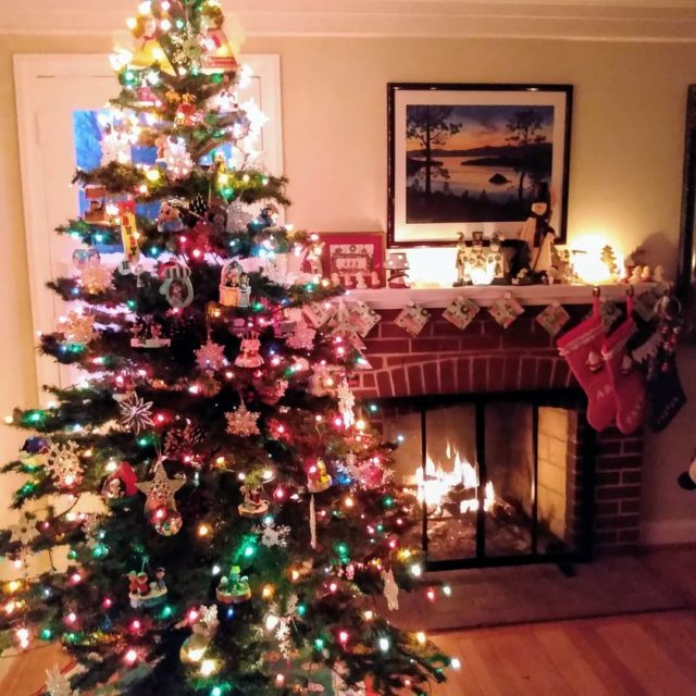 It's beginning to look like Christmas.  #homeforchristmas #favoritetimeoftheyear #chrismas