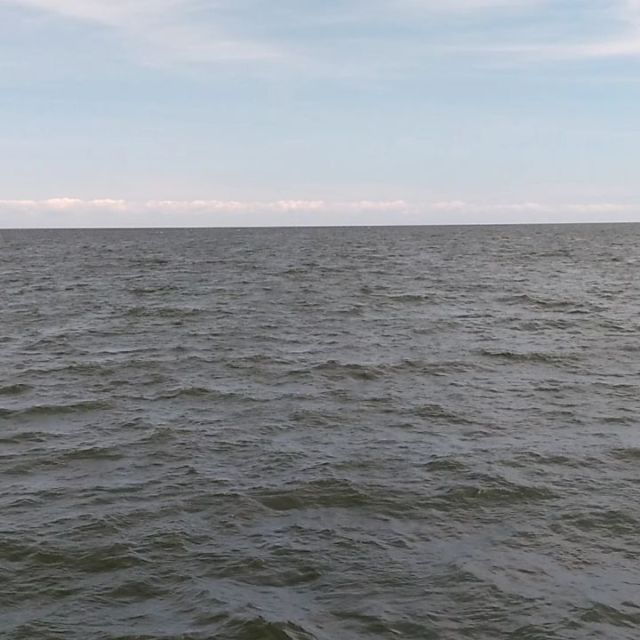 Point Lookout State Park. #maryland #pointlookout #chesapeakebay #video #view #water #statepark #roadtrip #travelblogger